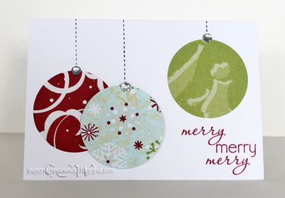 Five Things Friday: Christmas Card Ideas | Keeps Me Out Of Mischief!