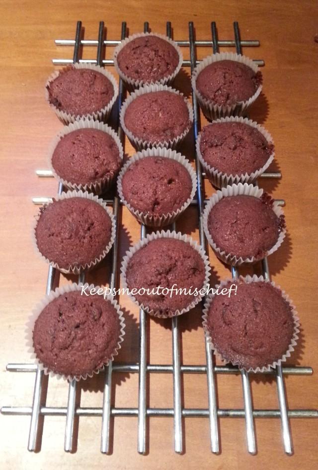 Sticky Toffee Cupcakes