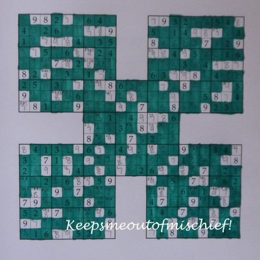 Sudoku part 1