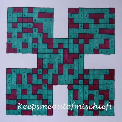 Sudoku part 2