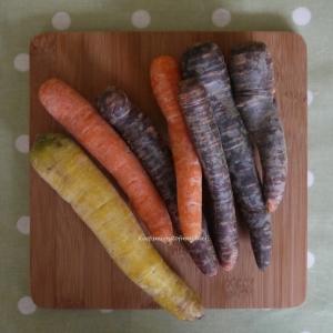 purple carrots soup 1